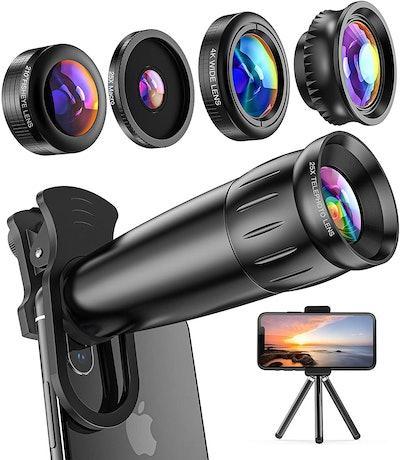 LIERONT Phone Camera Lens Kit