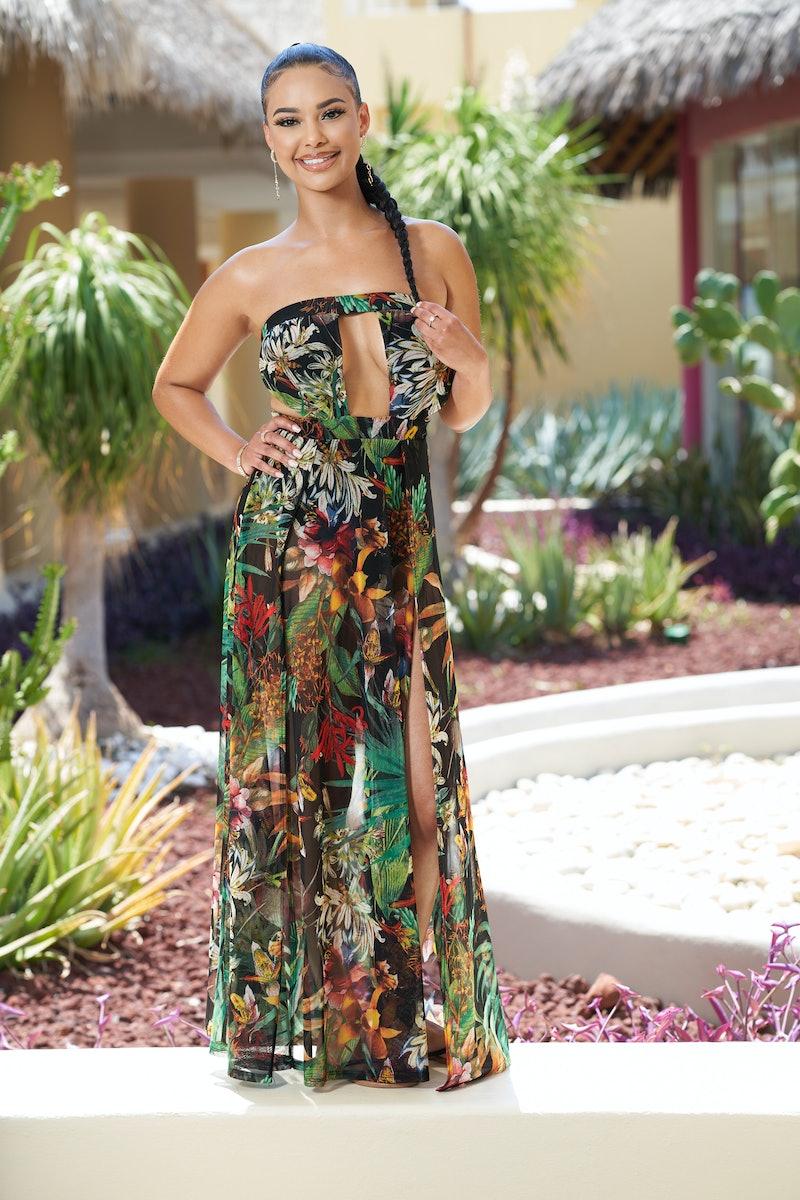 Maurissa Gunn from 'Bachelor in Paradise' Season 7 via ABC's press site