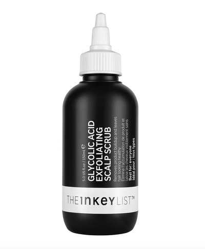 The Inkey List Glycolic Acid Exfoliating Scalp Scrub