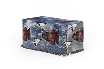 Louis Vuitton 200th birthday collaborative trunk by Qualeasha Wood