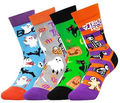 Kids Halloween Novelty Socks