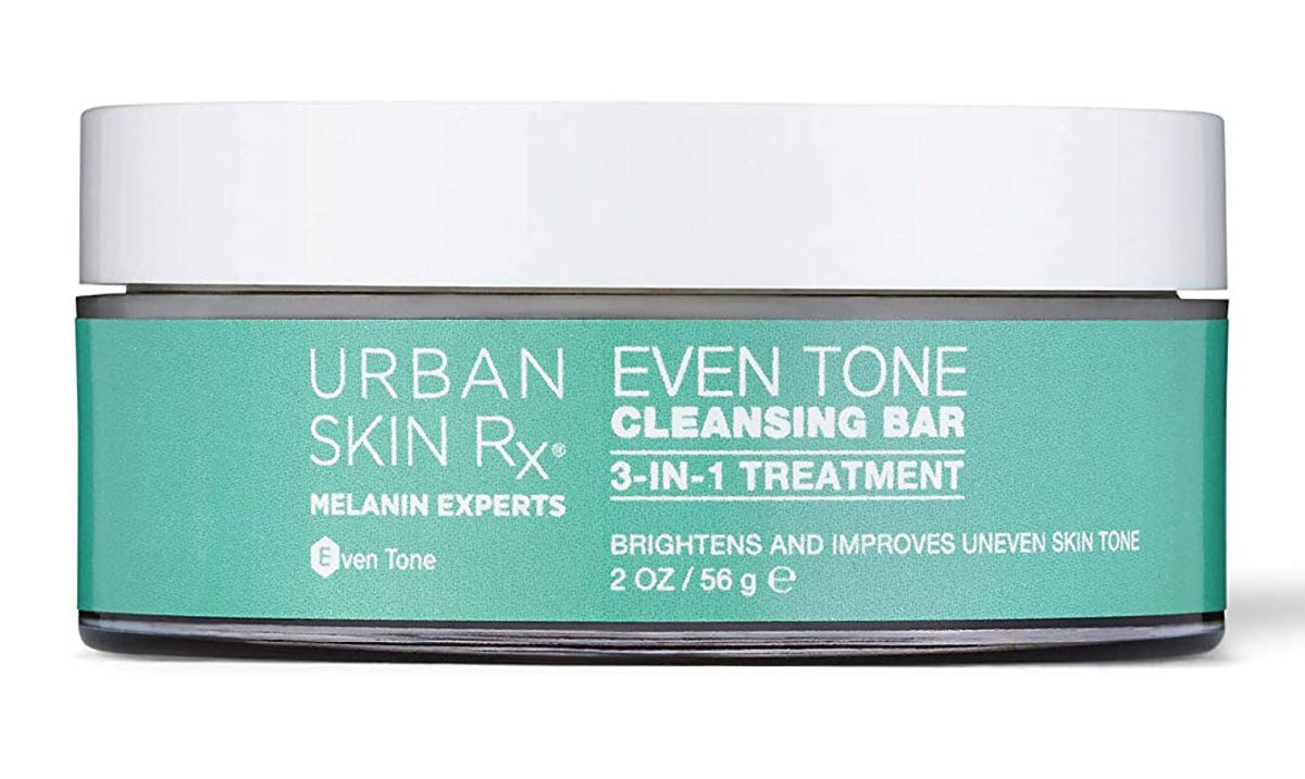 Urban Skin Rx Even Tone Cleansing Bar 3-in-1 Treatment