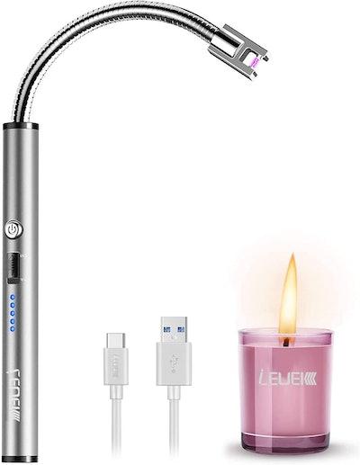 LEUEK Rechargeable Arc Lighter