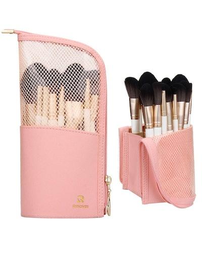 MONSTINA Makeup Brush Holder