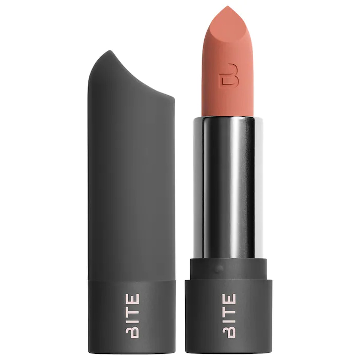 BITE Beauty Power Move Hydrating Soft Matte Lipstick in Tamarind