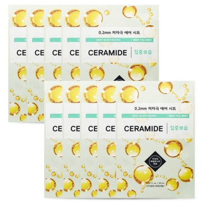 Etude House Therapy Air Masks (10 Sheets)