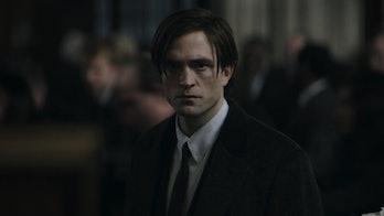 The Batman Robert Pattinson Detective Noir