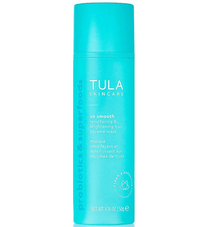 TULA Skin Care So Smooth Resurfacing & Brightening Fruit Enzyme Mask
