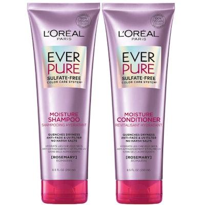 L'Oreal Paris Shampoo and Conditioner
