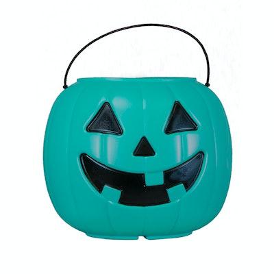 Halloween Teal Pumpkin Pail