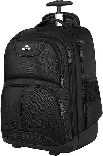 MATEIN Wheeled Laptop Backpack