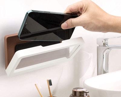 XDMY Wall-Mounted Waterproof Phone Holder