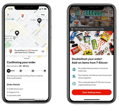 Here's how to use DoorDash's DoubleDash to shop from more than one spot for one delivery fee.