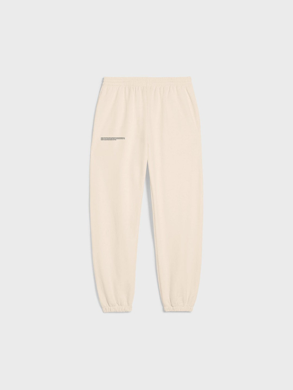 365 Track Pants in Sand from PANGAIA.