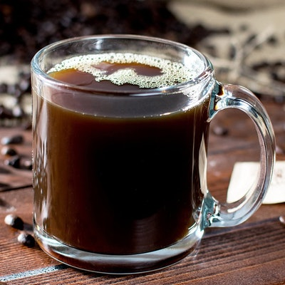 Libbey Crystal Coffee Mug (Set of 6)