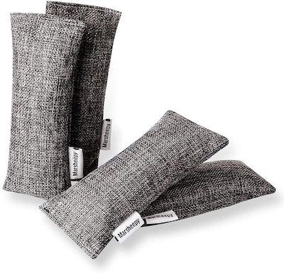 Marsheepy Charcoal Shoe Deodorizer Bags (12-Pack)