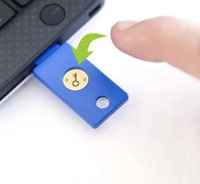 Yubico FIDO Security Key NFC