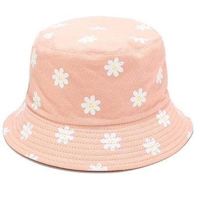 Mashiaoy Reversible Bucket Hat
