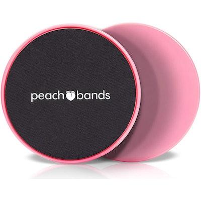 Peach Bands Core Sliders