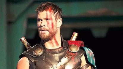 Chris Hemsworth stars as the God of Thunder in Marvel Studios' 'Thor: Ragnarok.'