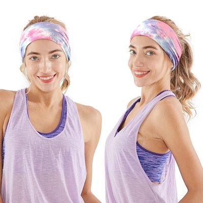 OFFTESTY Sport Headbands (6-Pack)