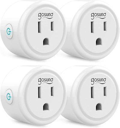 TanTan Mini Smart Outlet (4-Pack)