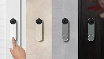 Google Nest Doorbell 2021