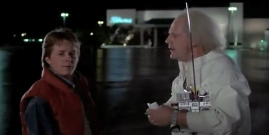 Back to the Future is a film about time travel.