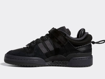 "Adidas x Bad Bunny ""Core Black"" Forum Low sneaker"
