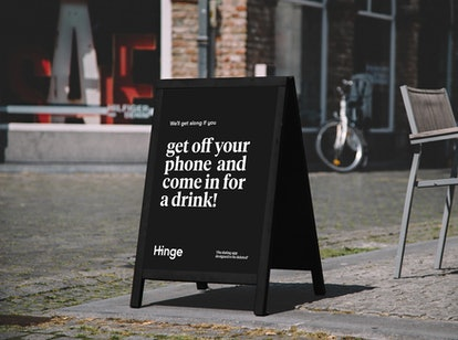 Hinge is providing lesbian bars with bar kits to encourage new business.