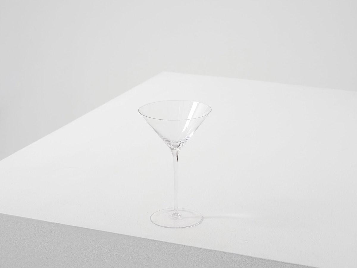 Vesper Martini Glass