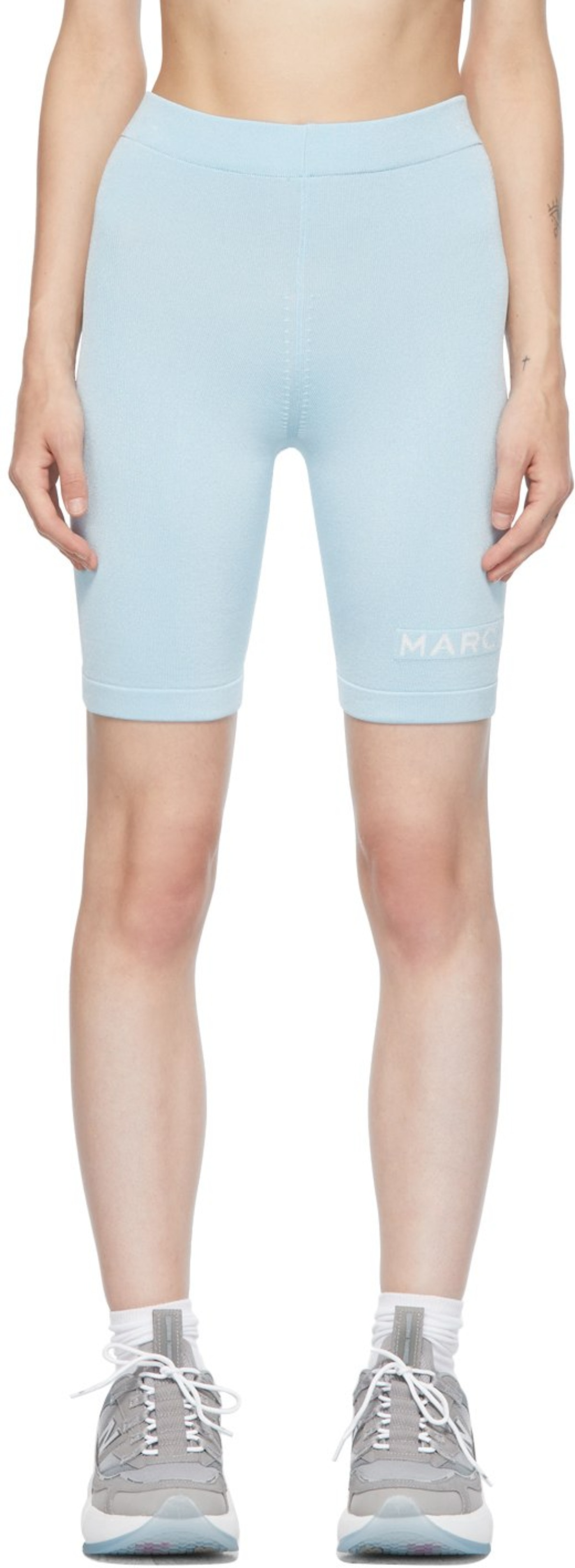 Marc Jacobs Blue 'The Sport Shorts' Shorts