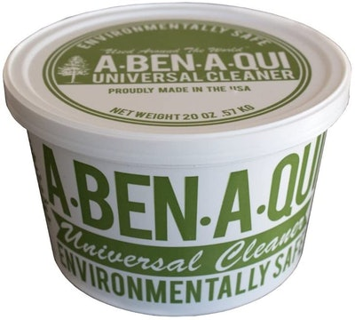 A-Ben-A-Qui All Purpose Cleaning Paste