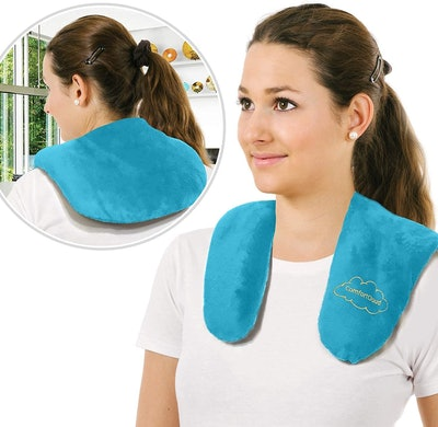 ComfortCloud Heating Pad for Neck and Shoulders