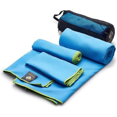 OlimpiaFit Microfiber Towels (3 Pieces)