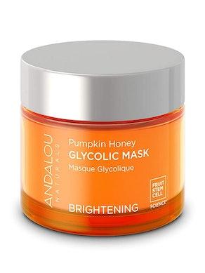 Andalou Naturals Pumpkin Honey Glycolic Mask, 1.7 Oz.