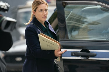 Kate Winslet as Mare Sheehan in 'Mare of Easttown'