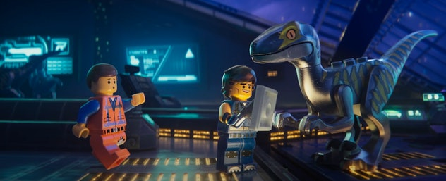There is a sequel to the LEGO Movie.
