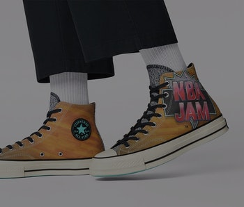Converse x NBA Jam Chuck 70 sneaker