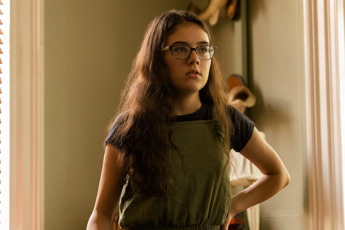 Julia Antonelli as Wheezie Cameron on Netflix's 'Outer Banks'
