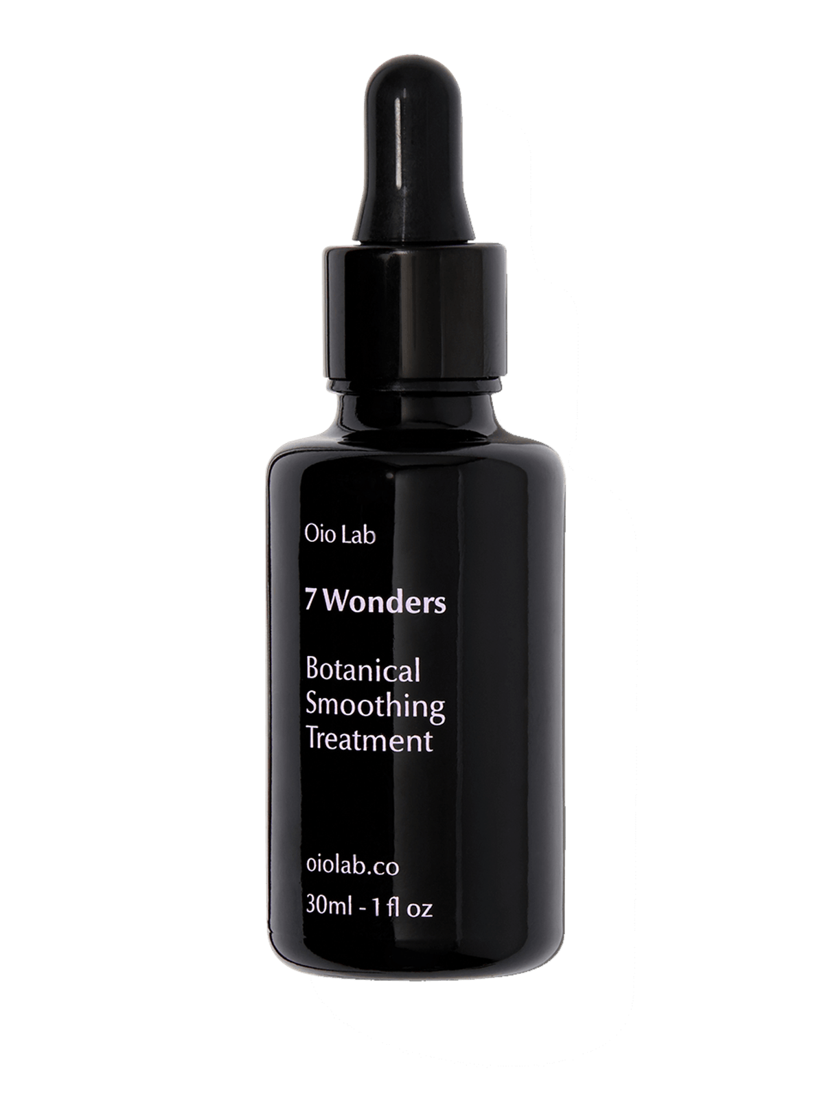 Oio Lab 7 Moments Botanical Smoothing Facial Treatment Oil