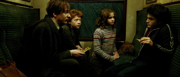 Harry Potter and the Prisoner of Azkaban is based on the book series with the same name.