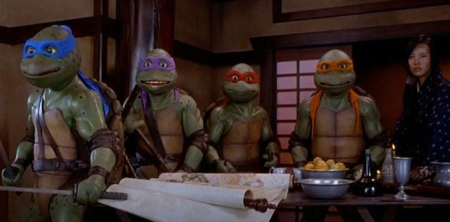 'Teenage Mutant Ninja Turtles 3' is a movie from 1993.