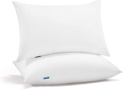 Bedsure Queen Pillows for Sleeping (2-Pack)