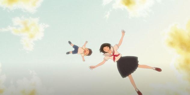 'Mirai' is streaming on Netflix.
