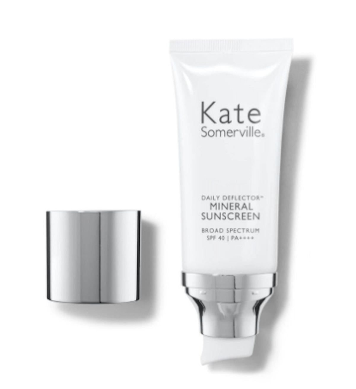 Daily Deflector Mineral Face Sunscreen