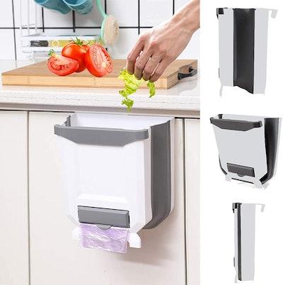 YCOCO Hanging Kitchen Waste Bin