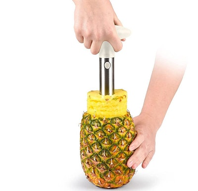 Zulay Kitchen Pineapple Corer and Slicer