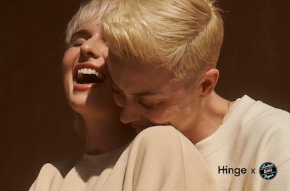 Hinge is asking users to send a Rose to benefit lesbian bars around the country.