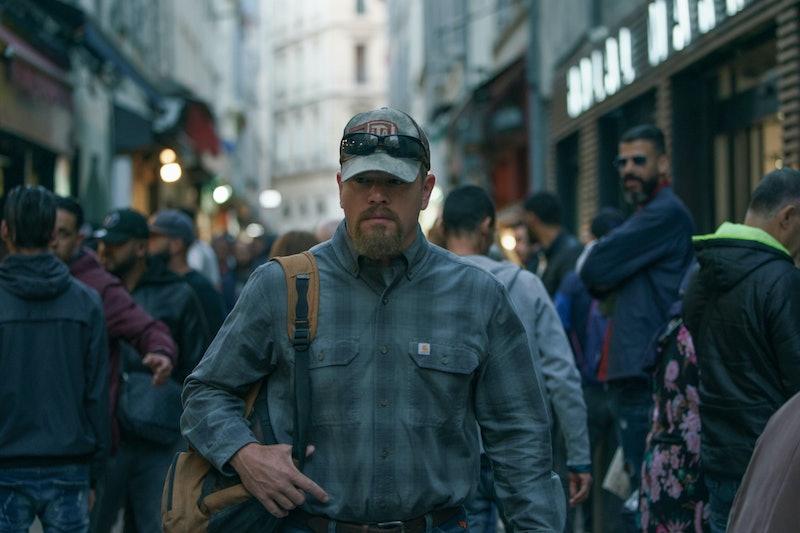 Matt Damon stars in the new film 'Stillwater.'